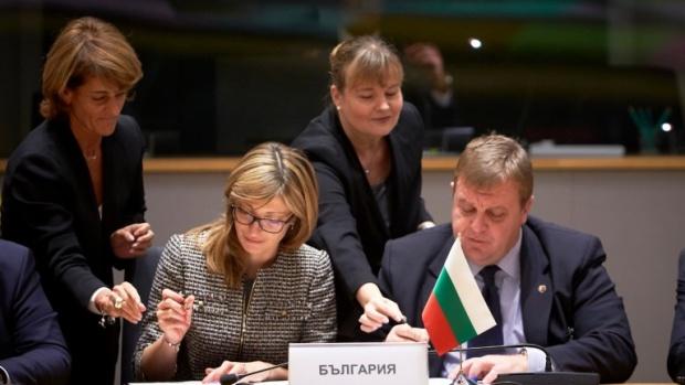 Страната ни се включва в укрепването на отбраната на ЕС