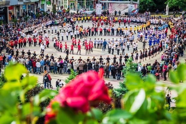 Балканската столица на розите - Казанлък, с номинация за Туристически Оскар