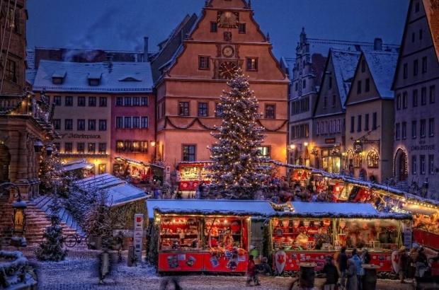 Зимно приключение в един от тези градове в Европа
