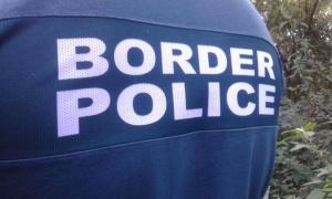 Граничните полицаи излизат на протести. Те са организирани от синдикатите