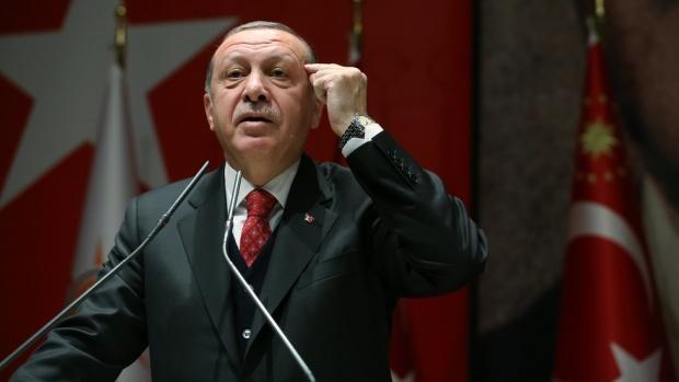 Ердоган: Тръмп превръща Йерусалим в огнен пръстен