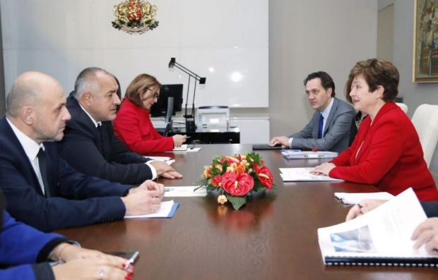 Борисов представи приоритетите за свързаността на Западните Балкани
