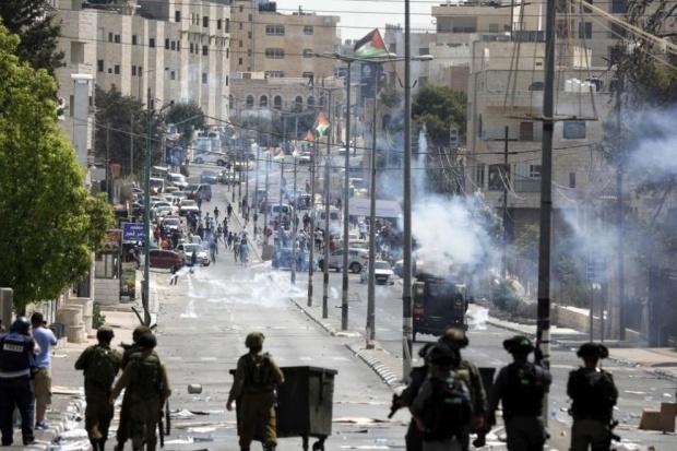 Двама загинали в Деня на гнева в палестинските територии