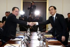 Южнокорейското правителство прие предложението на Северна Корея за преговори на