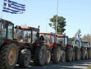 От 22 до 28 януари в Гърция ще има фермерски блокади