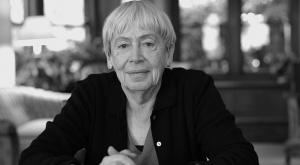 Урсула Ле Гуин е починала на 88-годишна възраст в дома