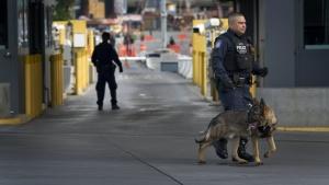 Мъж от американския щат Ню Хемпшър беше арестуван, защото ухапа
