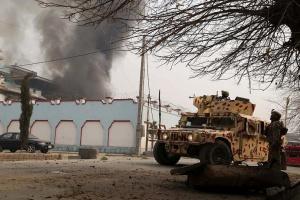 Най-малко двама душиса били убити и 12 -ранени, при атака