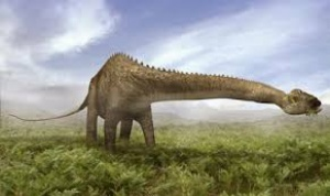 Откриха скелет на 10-метров динозавър