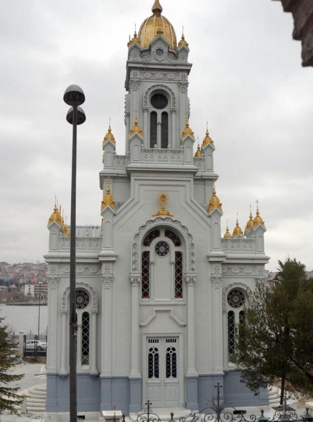 Борисов и Ердоган ще присъстват на откриването на Желязната църква в Истанбул