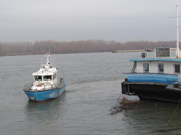 Мъж се удави в река Дунав край Русе