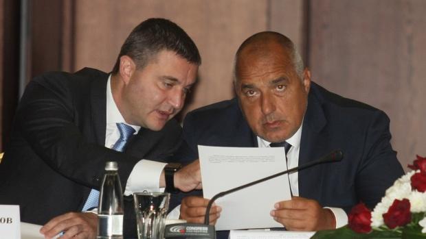 Борисов и Горанов смятат, че България е готова за Еврозоната