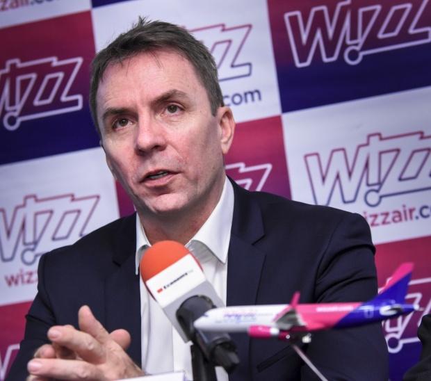 Рекорден ръст на пътниците от и до България отчита Wizz Air