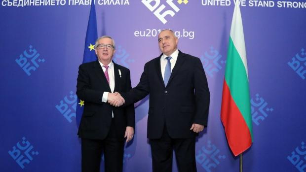 Юнкер: Не може да се каже, че България е изцяло корумпирана страна. И други страни са корумпирани