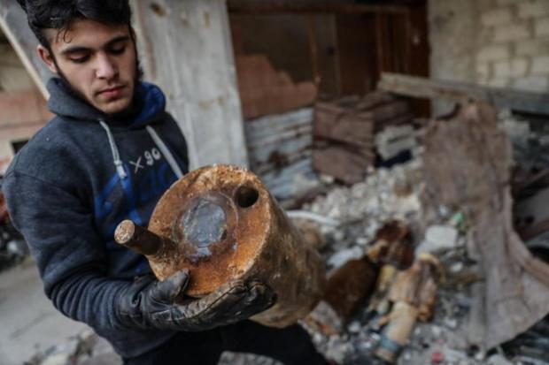 Съмнения за нова химическа атака в Сирия
