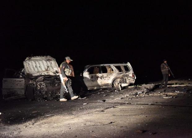 Над 50 ранени при експлозия на кола бомба в Кабул, има загинали