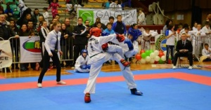 Oткрито първенство по Куадратлон Таекуон-До в Елин Пелин