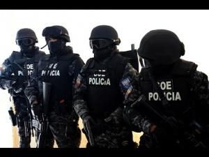 Полицейска акция е проведена тази сутрин в ромската махала в