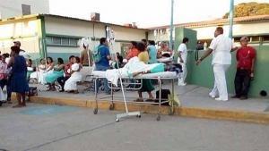Силно земетресение разлюля Мексико