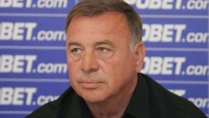 На 67 години почина легендарният футболист на Левски и българския