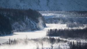 Идва сибирски студ