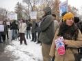 Протестиращите срещу насилието в училища и детски градини канят при тях учителите