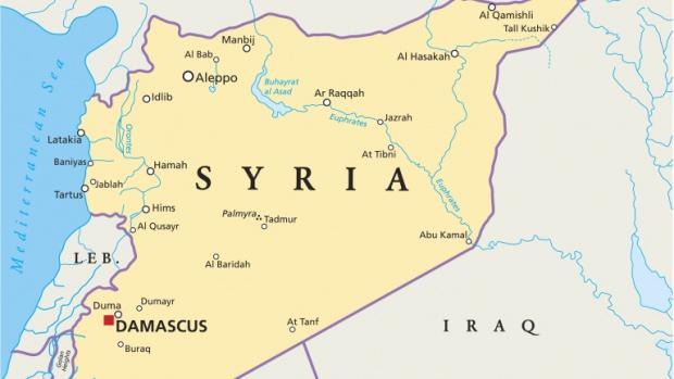 Тежа обстановка в Сирия