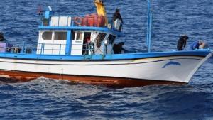 Гръцката брегова охрана е заловила около 1,3 тона преработен канабис