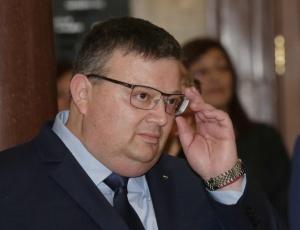 Главният прокурор Сотир Цацаров отправи искане до Конституционния съд /КС/