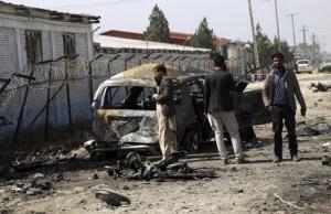 Трима цивилни са убити и петима са ранени от терориста