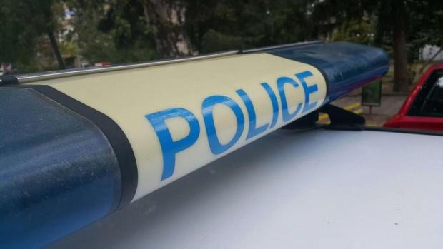 Откриятият на капака на кола в Пловдив е убит