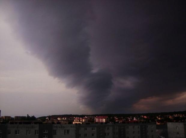 Времето днес - облаци и дъжд