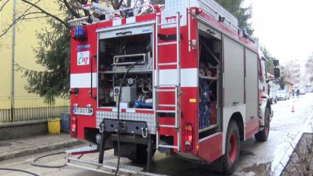 Пожар пламна в детска градина в Павликени