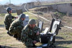 Двуседмичен курс за повишаване на квалификацията на военнослужещите от Сухопътните