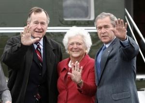 Почина Барбара Буш, съпруга на президента на САЩ (1989 –