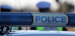 Мъж вилня в полицейски участък в Кърджали. Той бил доведенв
