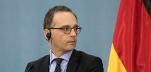 Външният министър на Германия Хайко Маас заяви, че обявеното от