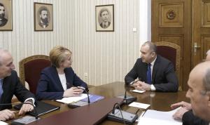 България и Украйна ще работят заедно за гарантиране и разширяване