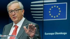 Председателят на Европейската комисия Жан-Клод Юнкер се обяви за бързо