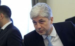 Министърът на околната среда и водите Нено Димов се срещна