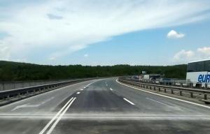 Започва поетапното спиране на движението по магистрала