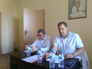 Петър Първанов бе преизбран единодушно за председател на Областниясъвет на