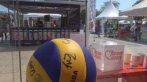 В Бургас започна фестивал на здравето и спорта, а сред