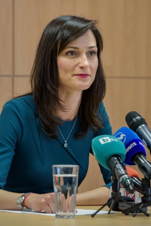 """Мария Габриел представи първата за ЕС програма """"Цифрова Европа"""""""