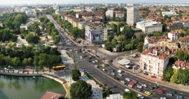Движението в София е ограничено днес и утре