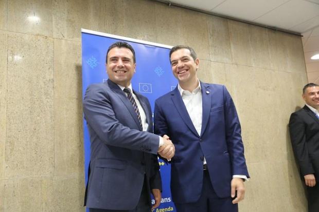 Премиерът на Македония: Спорът за името може да се реши през юни