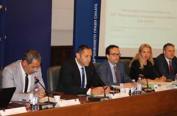 Над 650 млн. лв. са инвестирани за повишаване конкурентоспособността на  българския бизнес