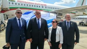 Министър-председателят Бойко Борисов пристигна в гр. Тел Авив. Премиерът бе