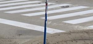 В Пловдивкола помете жена на пешеходна пътека.Инцидентът е станал на