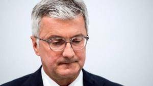 Изпълнителният директор на Audi Рупърт Щадлер беше арестуван, обяви компанията